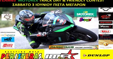 Track Day Team65 στις 3 Ιουνίου 2017