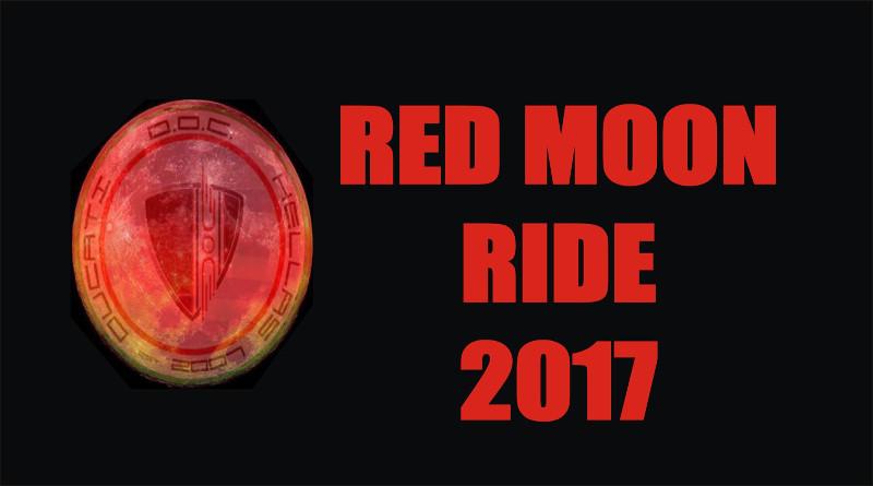 Έρχεται το πέμπτοRed Moon Ride…
