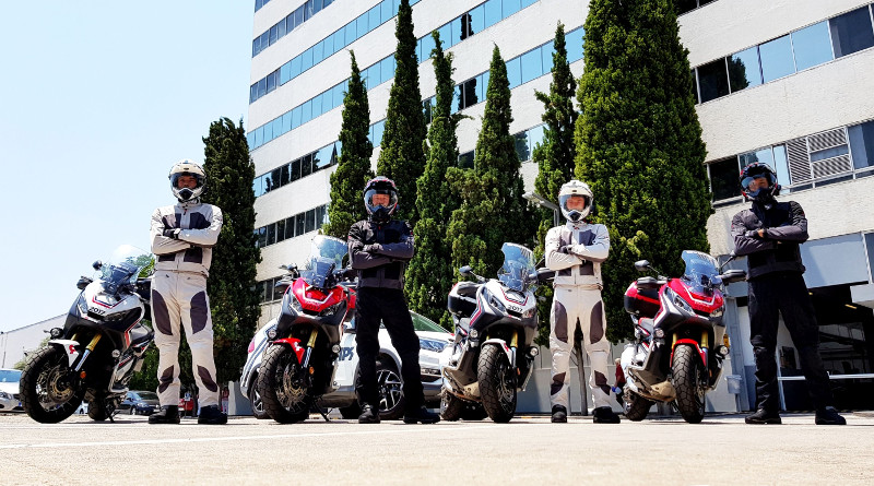 Οι αναβάτες του Honda Roadtrips 2017 στα Social Media