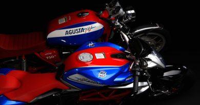 "MV Agusta Brutale 800 2017 ""America Special Edition"""