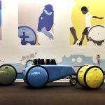 Η Piaggio Fast Forward στα Υψηλού κύρους βραβεία MITX