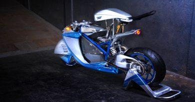 Ducati SG-848X από την Smoked Garage