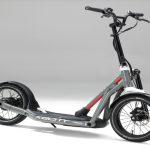 BMW Motorrad X2City. Σκούτερ-πατίνι: εξαιρετική ευελιξία, μηδενικοί ρύποι.