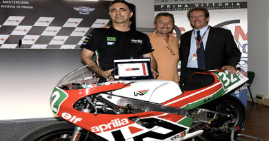 Aprilia Racing: 30 χρόνια επιτυχιών