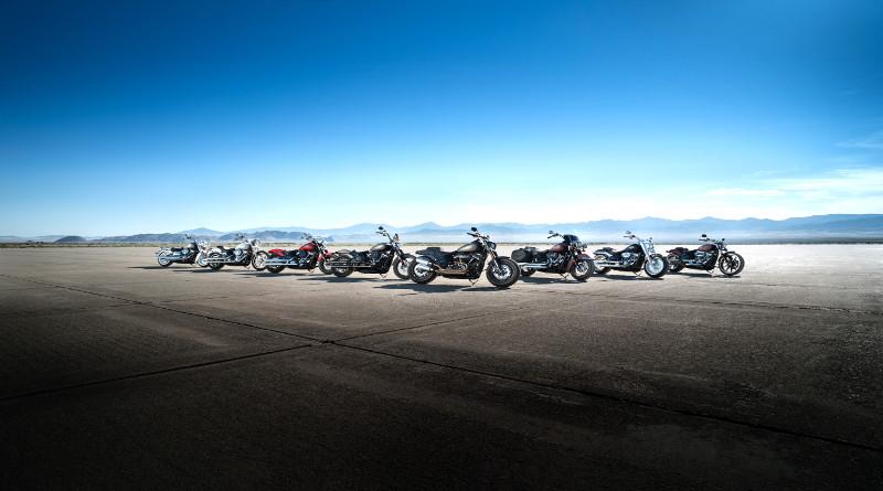 Harley-Davidson: Εξαπολύει την Custom επανάσταση Big Twin (Βίντεο)