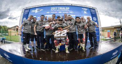 Παγκόσμιος Πρωταθλητής στο FIM TrialGP 2017 ο Toni Bou!