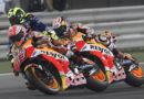 MotoGP Qatar: O Marquez στο βάθρο και ο Pedrosa δίνει σκληρές μάχες.