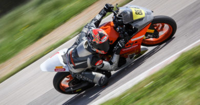 1ος αγώνας Μέγαρα: Με δύο θέσεις στο βάθρο η KTM Skourtas Racing.