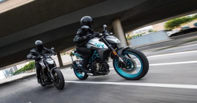 Οι μοτοσικλέτες CFMOTO κάνουν είσοδο στην ελληνική αγορά.