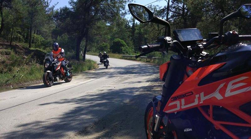 KTM Orange Days Κατερίνη & Θεσσαλονίκη: Σε 4 μέρες 3.500 χλμ.