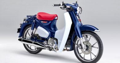 Νέο Honda Super Cub C125.