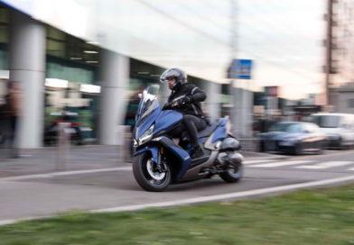 Kymco Xciting-S 400i ABS CBS. Το πιο δυνατό, το πιο προηγμένο.(Βίντεο)