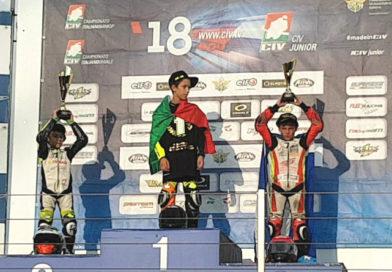 Με βάθρο τελείωσαν και τα δύο Ιταλικά πρωταθλήματα για τον Fourquez28.