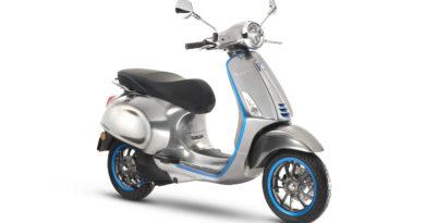 Όμιλος Piaggio: Η Vespa Elettrica τον Σεπτέμβριο στην παραγωγή.